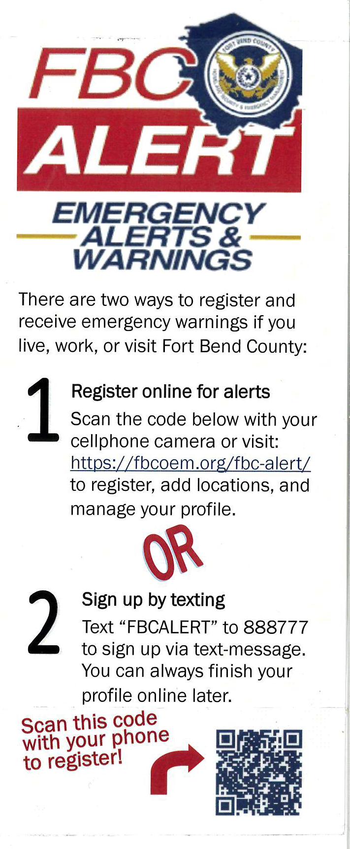 FBC Alert Emergency Alerts & Warnings