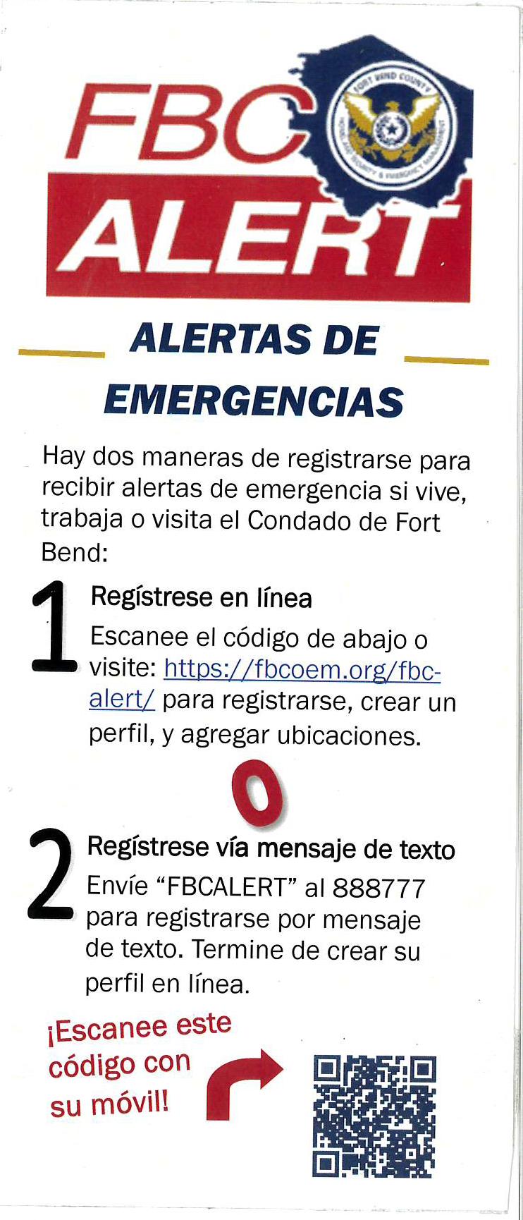 FBC Alertas De Emergencias