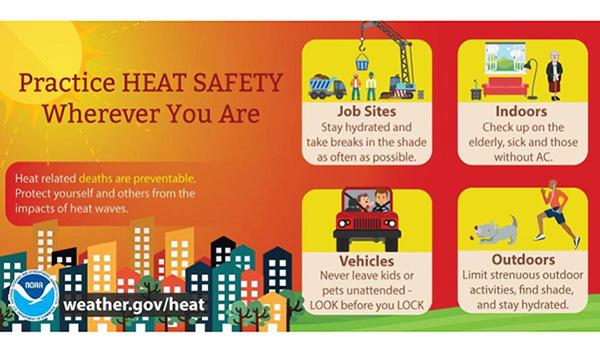 Heat Safety Practice Heat Safety