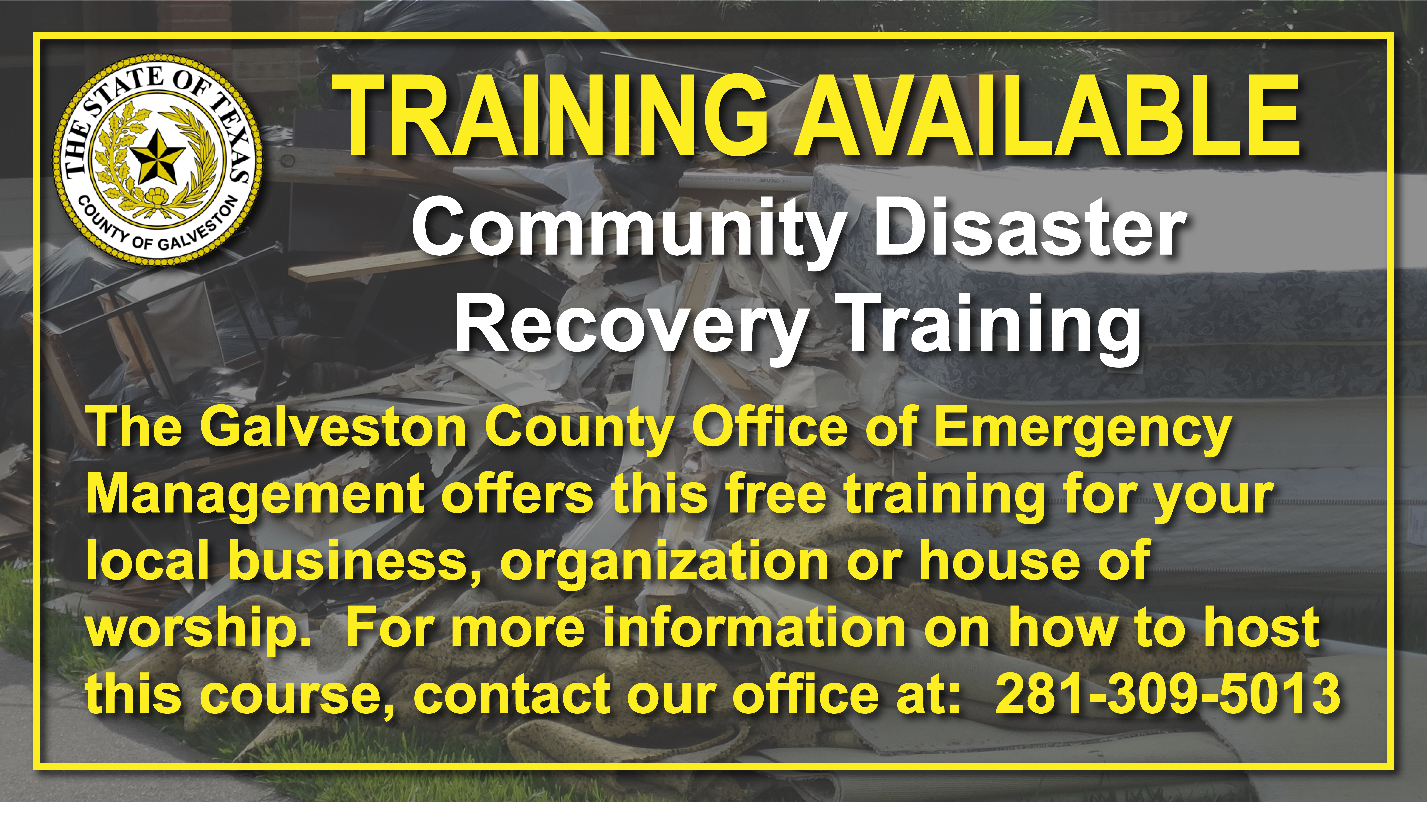 Community Disaster Recovery