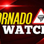 ***EXPIRED*** Tornado Watch for Galveston County and Surrounding Areas until 4pm